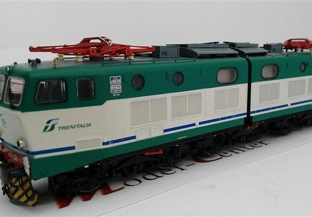 Hornby HR2730 Locomotiva elettrica FS E 656 250
