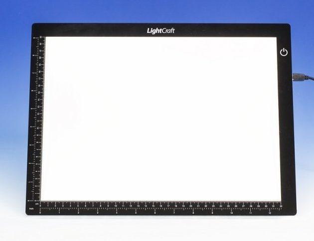 Modelcraft lc2004 Lavagna luminosa Led  A4 Modellismo