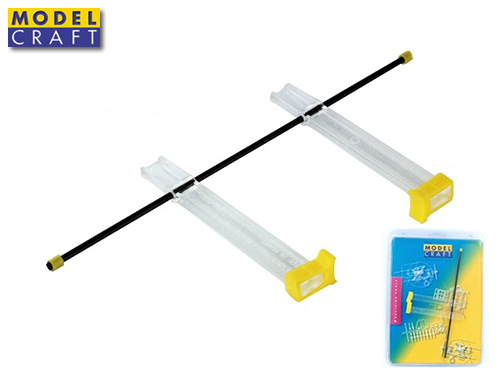 Modelcraft PCL8720 Morsetto hobby 200mm