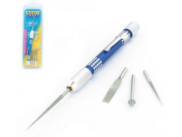 Modelcraft pfl6009 Alesatore a penna diamantato Modellismo