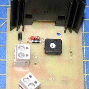 Magic-Train PSU1320 Alimentatore stabilizzato regolabile da 1 Modellismo