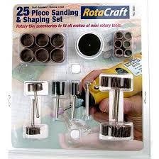 Modelcraft RC9001 Set 25 accessori levigatura