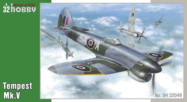 "SpecialHobby SH32003 P-36 ""Pearl Harbor Defender"" Modellismo"