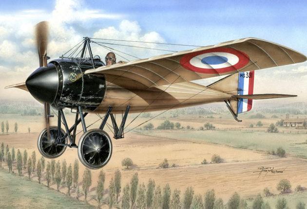 SpecialHobby SH32006 Morane Saulnier typ N Modellismo