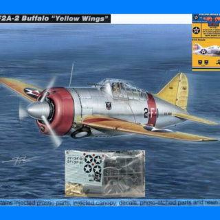 SpecialHobby SH32010 F2A_-2 Buffalo Modellismo