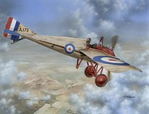 "SpecialHobby SH32017 Morane Saulnier type N ""RFC"" Modellismo"