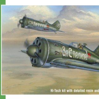 SpecialHobby SH32018 Polikarpov I-16 Typ 24 Modellismo