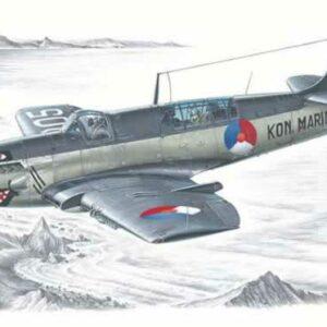 """SpecialHobby SH32032 Polikarpov I-6 """"Finnish Serv"""" Modellismo"""