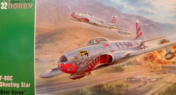 "SpecialHobby SH32048 F-80C ""Over Korea"" Modellismo"