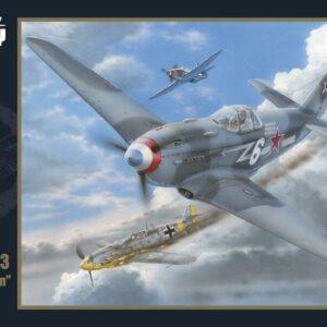 """SpecialHobby SH32067 Yakovlev Yak 3 """"Normandia"""" Modellismo"""