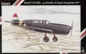 "SpecialHobby SH48019 NARDI F.N.305""Royal Hungarian Modellismo"