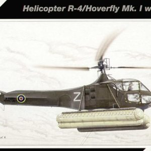 SpecialHobby SH48030 SIKORSKY R-4 Hoverfly Modellismo