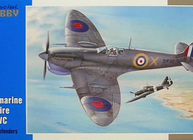 SpecialHobby SH48051 Supermarine Spitfire Mk.Vc Modellismo