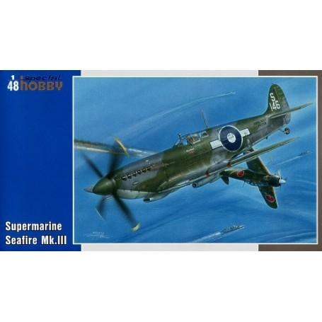 SpecialHobby SH48052 Supermarine Seafire Mk.III Modellismo