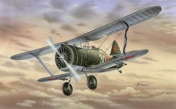 SpecialHobby SH48055 Polikarpov I-152 con RS-82 Modellismo