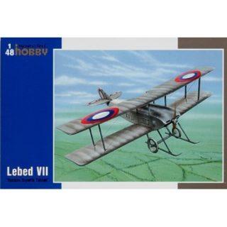 SpecialHobby SH48071 Lebed'/Tabloid Modellismo