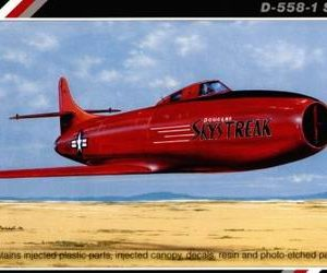 SpecialHobby SH48080 D-558-1 Skystreak Modellismo