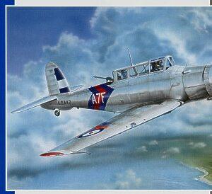 "SpecialHobby SH48085 Blackburn Skua Mk.II ""Finish"" Modellismo"
