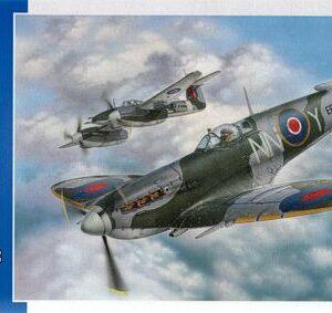 """SpecialHobby SH48091 Spitfire Mk. VC """"CS"""" Modellismo"""