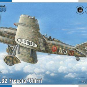 SpecialHobby SH48182 Fiat CR. 32 Freccia/Chirri Modellismo