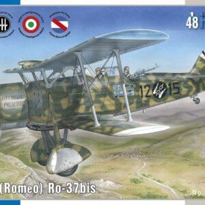 SpecialHobby SH48185 IMAM (Romeo) Ro.37bis Modellismo