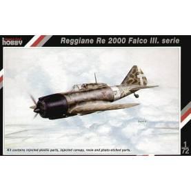 SpecialHobby SH72098 REGGIANE RE 2000 IIIserie Modellismo