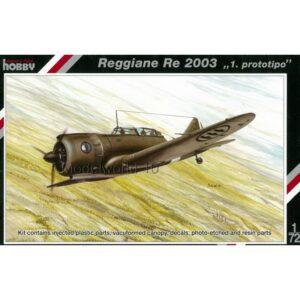 """SpecialHobby SH72135 Reggiane Re 2003""""1.Prototipo"""" Modellismo"""