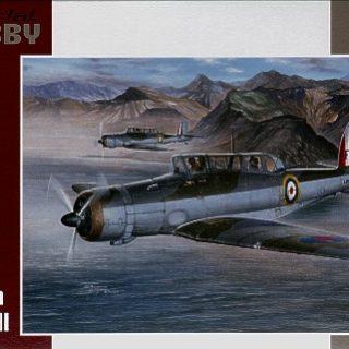 SpecialHobby SH72140 Blackburn Skua Mk.II Modellismo