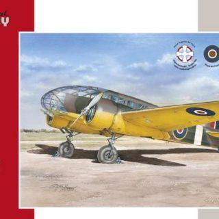 SpecialHobby SH72313 Caproni Ca. 311 Foreign Service Modellismo