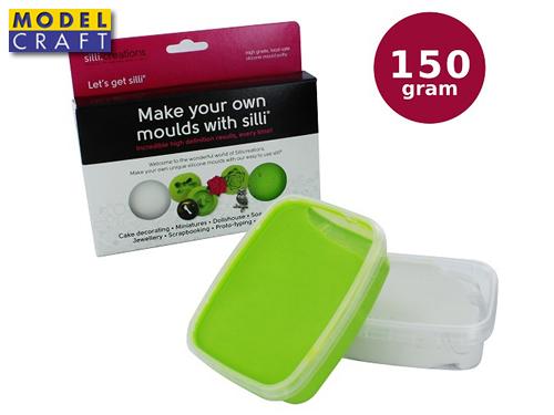 Modelcraft SIL0150 Silicone per creare stampi 150 grammi