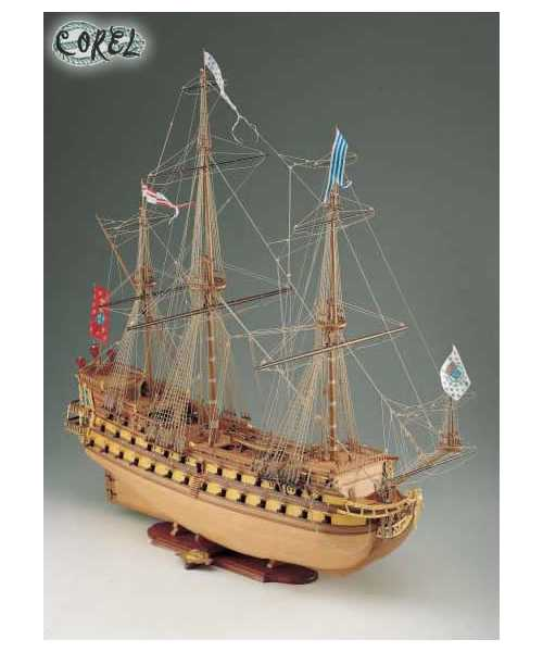 COREL SM10 Nave in legno MIRAGE Modellismo Navale