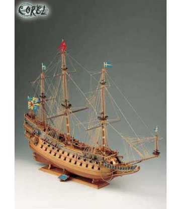 COREL SM13 Nave in legno WASA Modellismo Navale