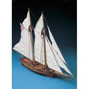 Corel SM19 Nave in legno Flyng Fish Modellismo Navale