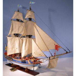 COREL SM20 Nave in legno AMPHION Modellismo Navale