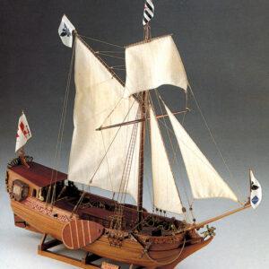 COREL SM27 Nave in legno YACHT D`ORO Modellismo Navale