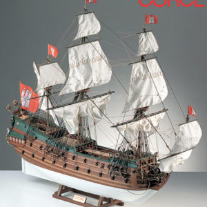 COREL SM28 Nave in legno WAPPEN VON HAMBURG I Modellismo Navale