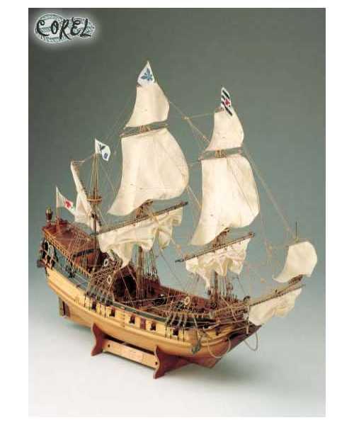 COREL SM29 Nave in legno BERLIN Modellismo Navale