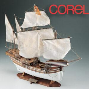 COREL SM30 Nave in legno COCCA VENETA Modellismo Navale