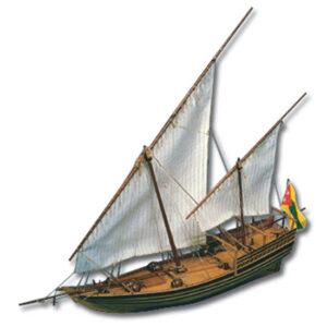 COREL SM36 Nave in legno AL BAHRAN Modellismo Navale