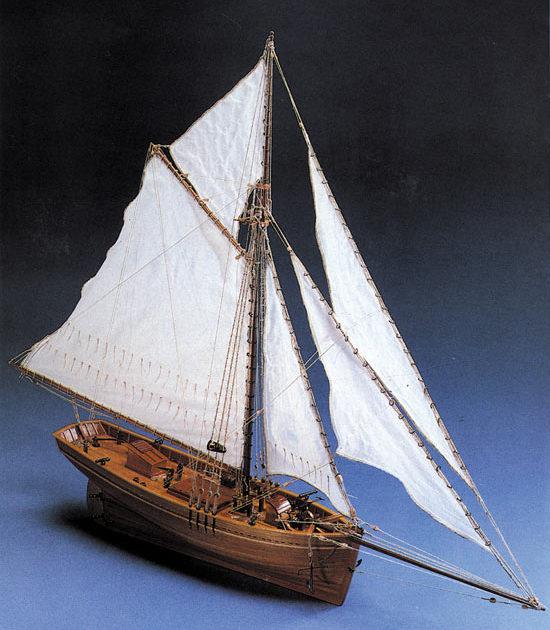 COREL SM37 Nave in legno SHENANDOAH Modellismo Navale