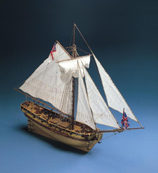 COREL SM38 Nave in legno RESOLUTION Modellismo Navale