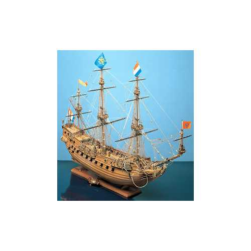 COREL SM40 Nave in legno PRINS WILLEM Modellismo Navale
