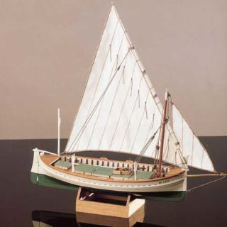 COREL SM44 Nave in legno LLAUT Modellismo Navale