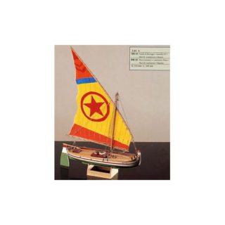 Corel SM45 Nave in legno Paranza Modellismo Navale