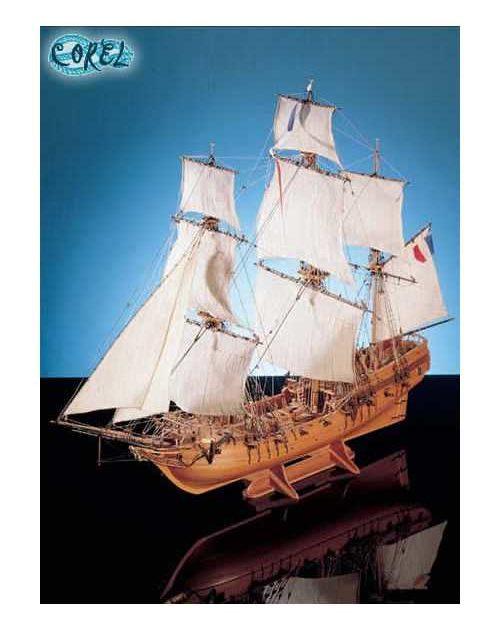 COREL SM50 Nave in legno TONNANT Modellismo Navale