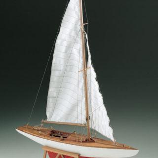 COREL SM51 Nave in legno DRAGONE YACHT REGATA Modellismo Navale