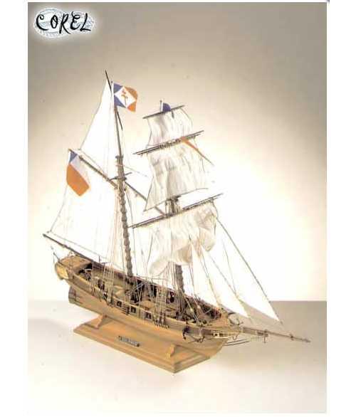 COREL SM52 Nave in legno TOULONNAISE (NUOVA VERS.) Modellismo Navale