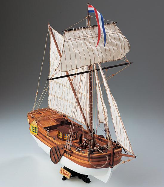 Corel SM57 Nave in legno Leida Modellismo Navale