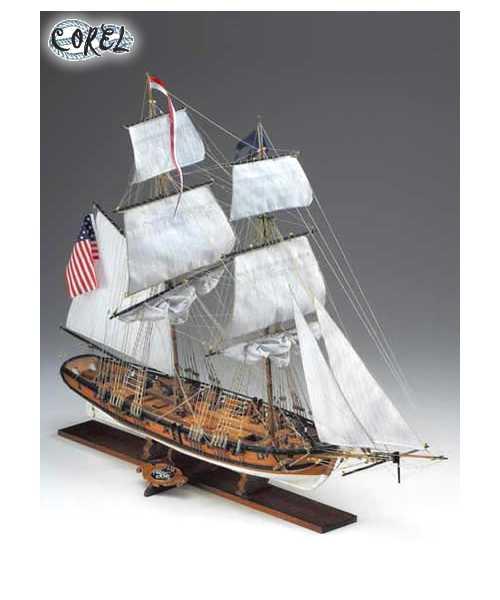 COREL SM61 Nave in legno EAGLE BRIGANTINO Modellismo Navale