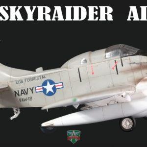 Modelsvit VS001 AD-5W SKYRAIDER Modellismo
